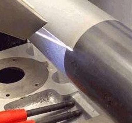снятие покрытий с металла методом лазерной чистки